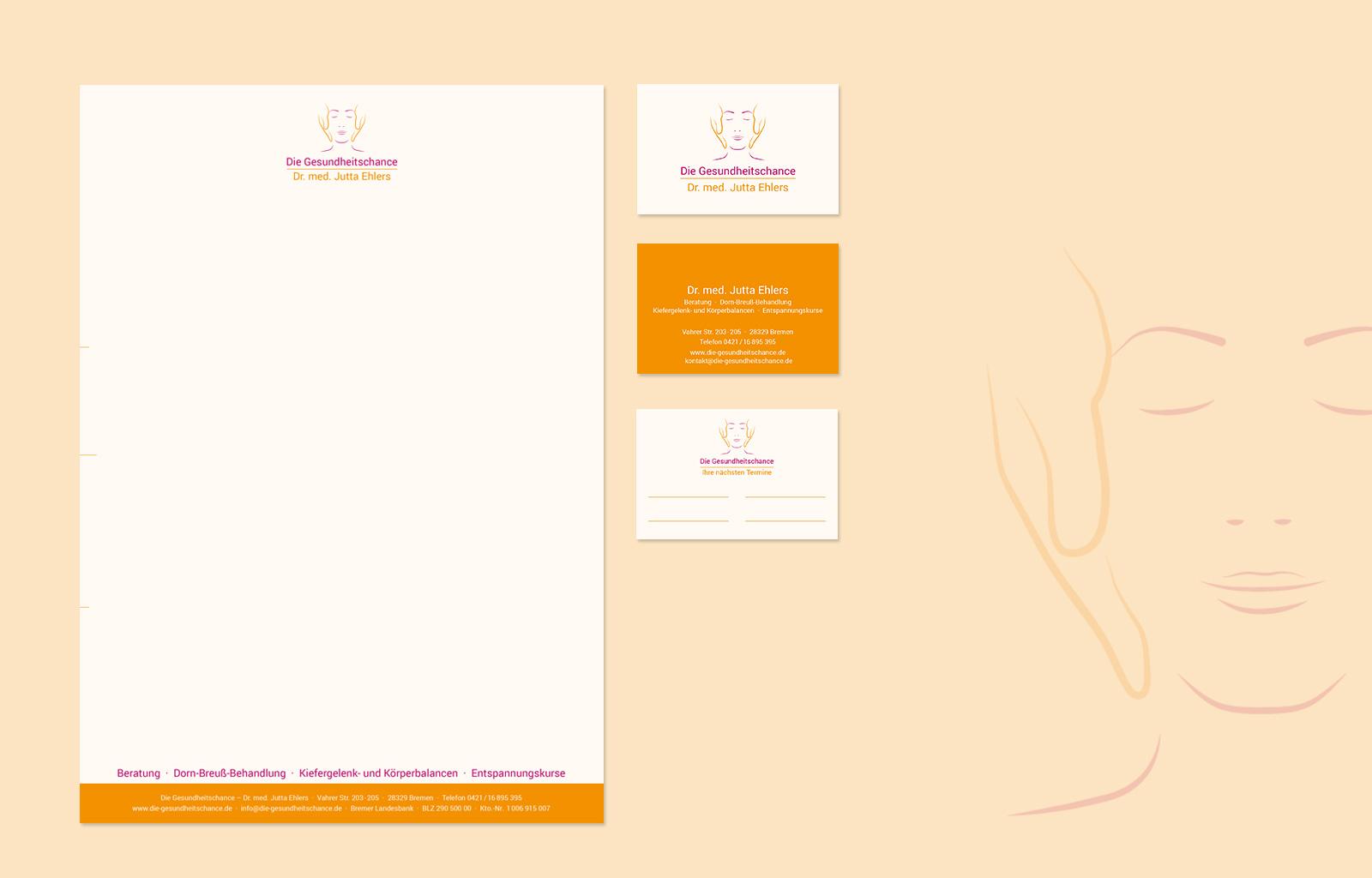 webdesign und Geschäftsausstattung: readymade Werbeagentur Bremen und Verden