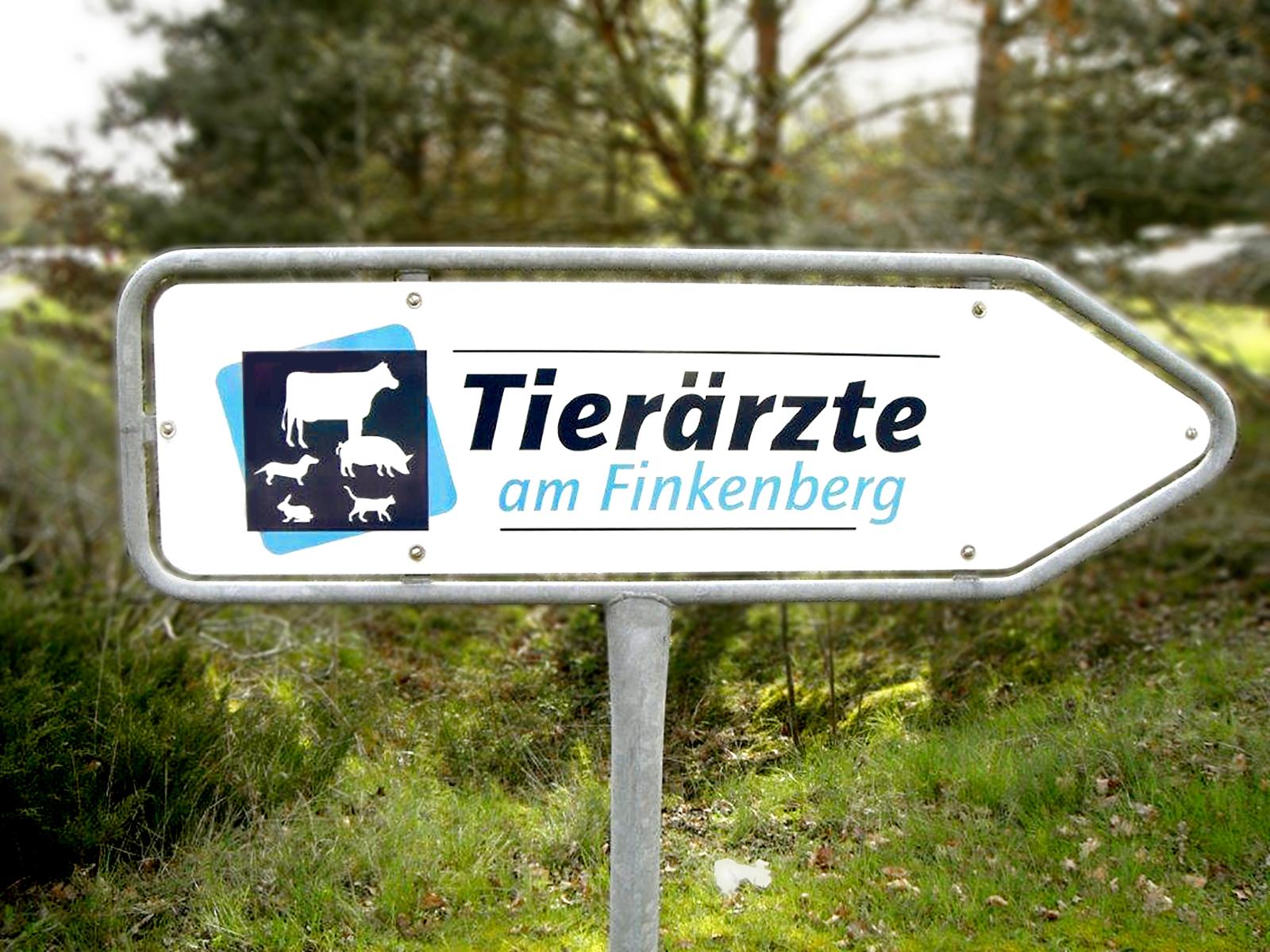 Geschäftsausstattung mit Beschilderung bei Ihrer Werbeagentur in Verden und Bremen