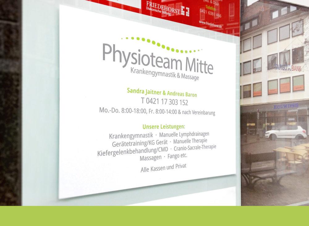 Aussenbeschriftung bei Ihrer Werbeagentur in Bremen und Verden