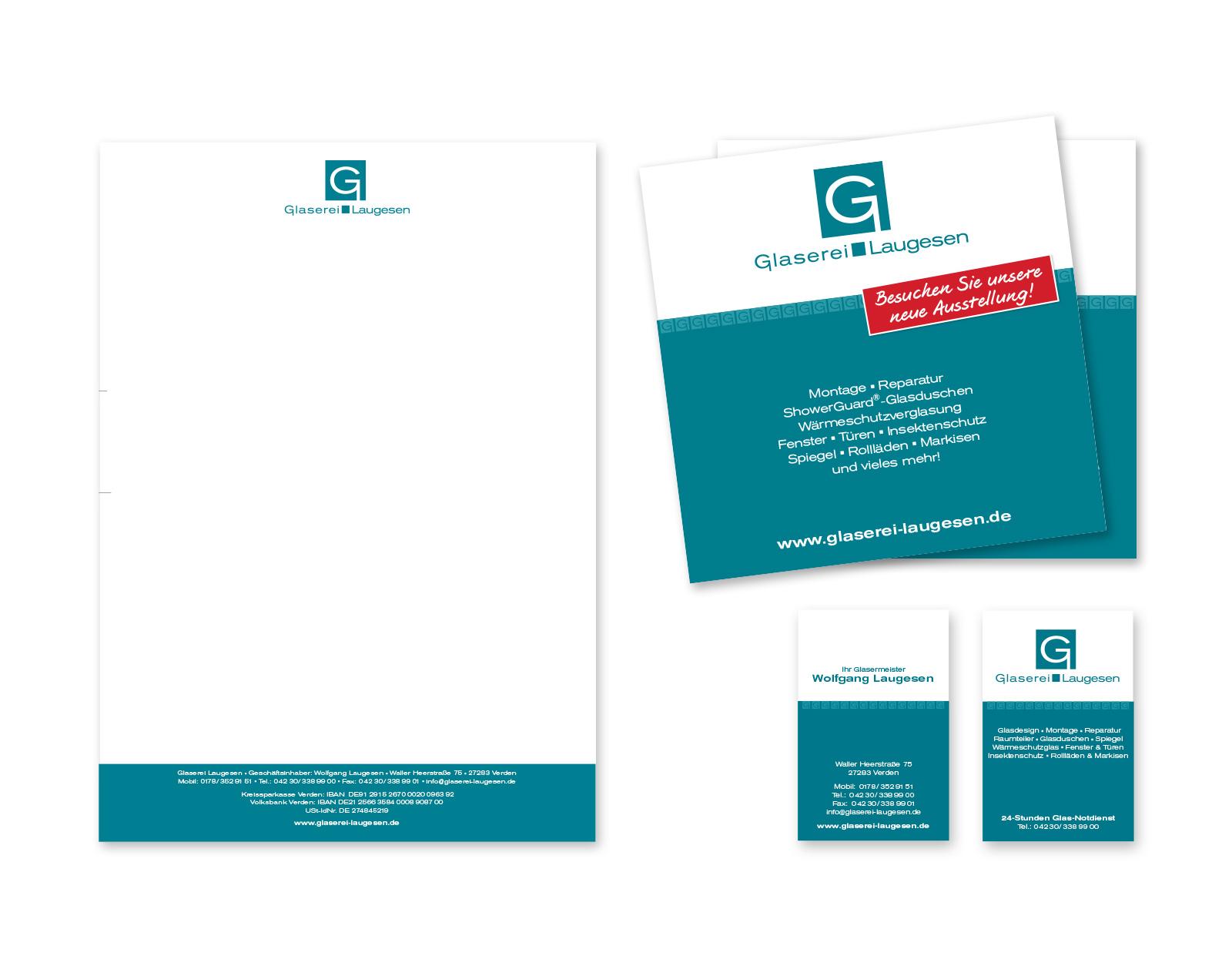 Corporate Design: readymade Werbeagentur Bremen und Verden