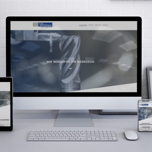 dittmer-webdesign-website-verden