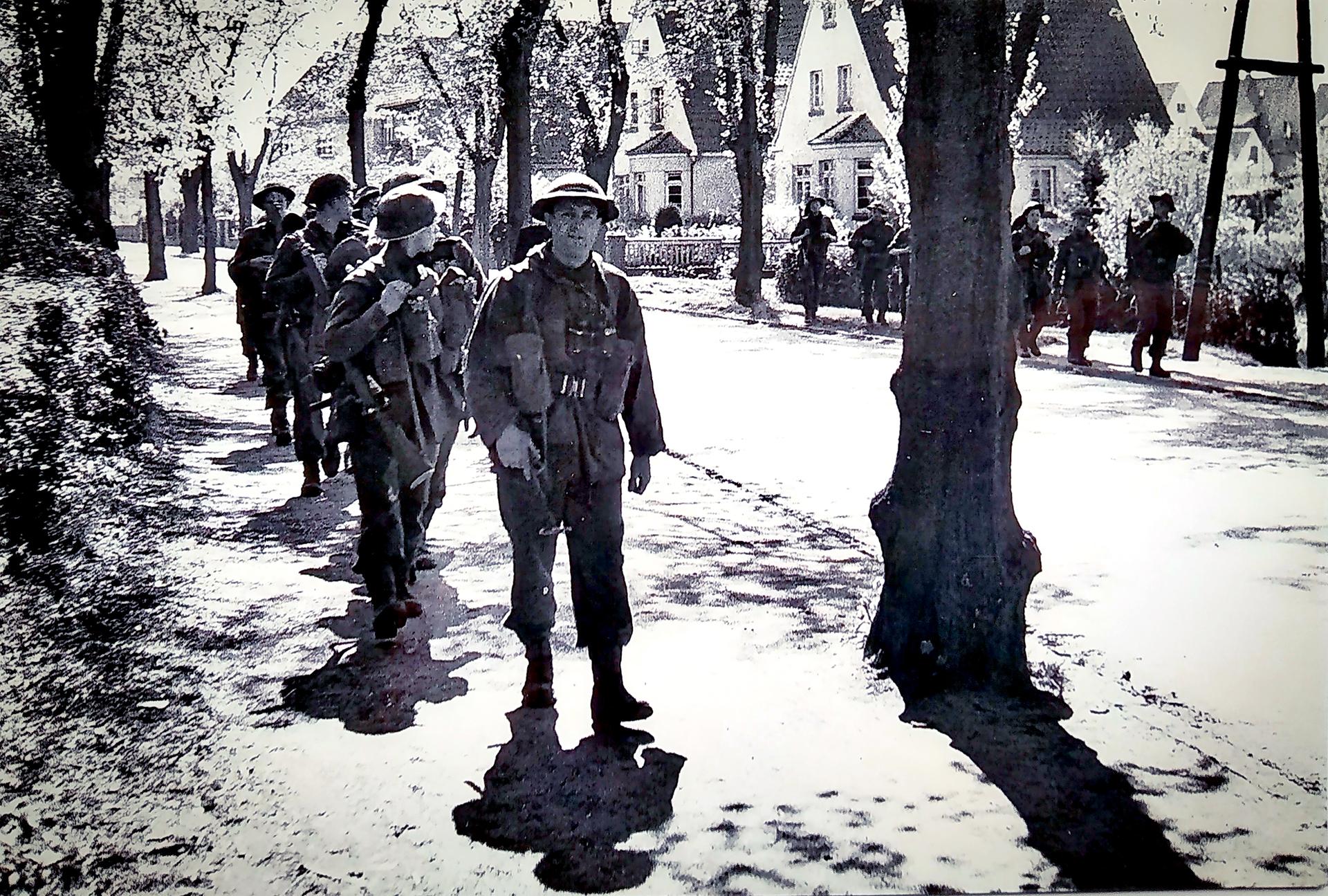 Kriegsende-Verden-Nationalsozialismus